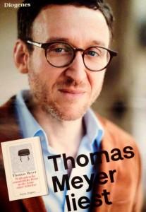 Thomas Meyer liest aus Wolkenbruchs wunderliche Reise in die Arme einer Schickse.